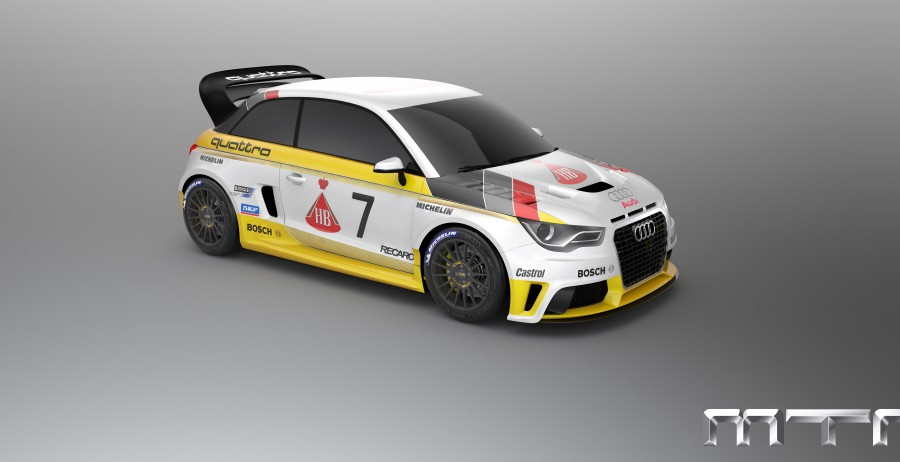 MTM A1 quattro Group B